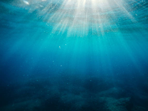 sunbeam - sea stock pictures, royalty-free photos & images