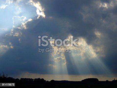istock Sunbeams 91415673