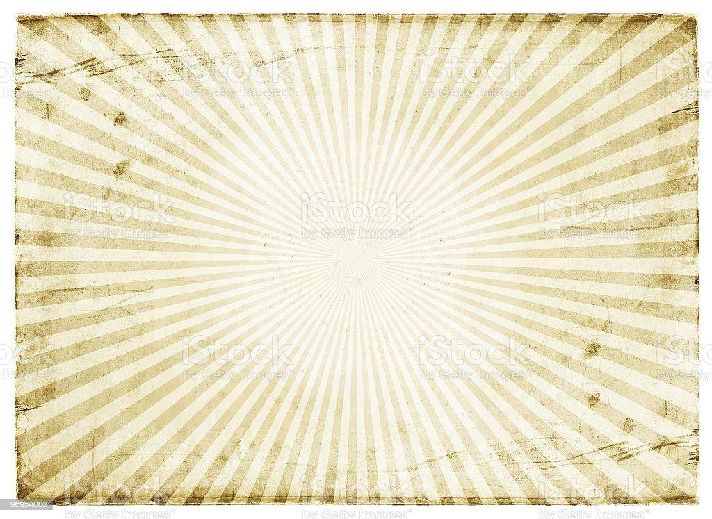 Sunburst texture background royalty-free stock photo