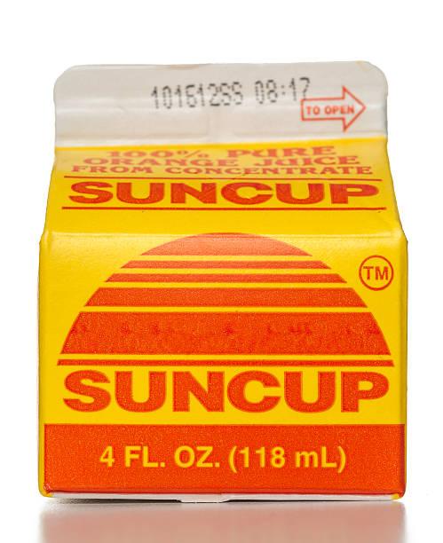 Suncup Orange Jus en brique - Photo