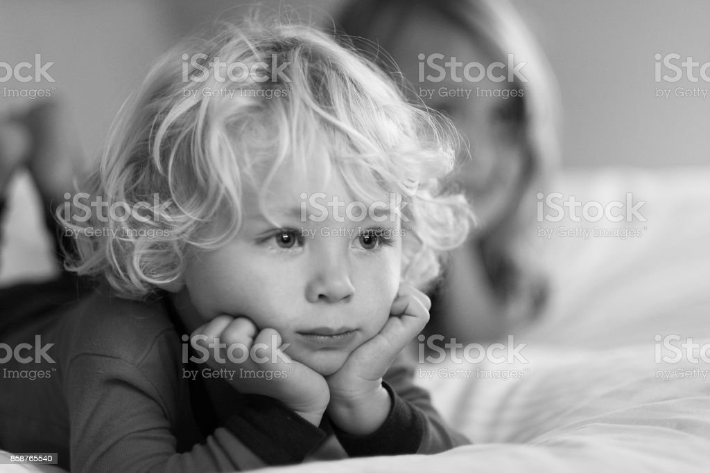 Sunday Afternoons stock photo
