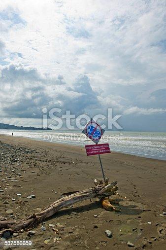 istock Sunday Beach, Costa Rica 537586659