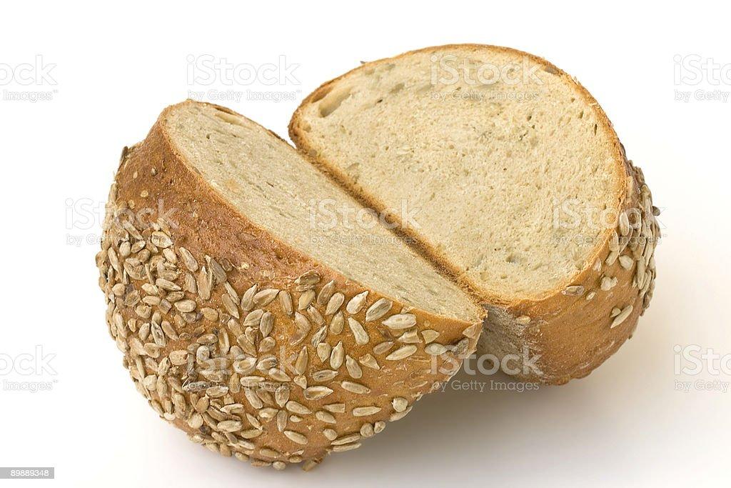 Pan de girasol foto de stock libre de derechos