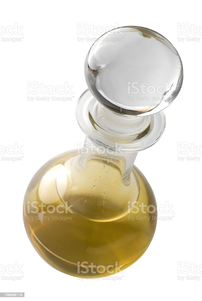Sunflower oil | Isolated stock photo