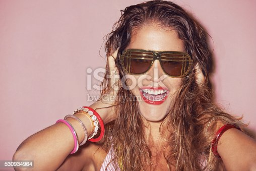 istock Sunglasses adds a new level of confidence 530934964
