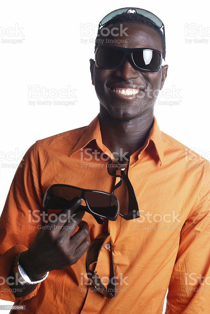 Sunglasses an royalty-free stock photo