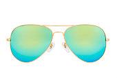 istock Sunglasses isolated on white background 1134442941