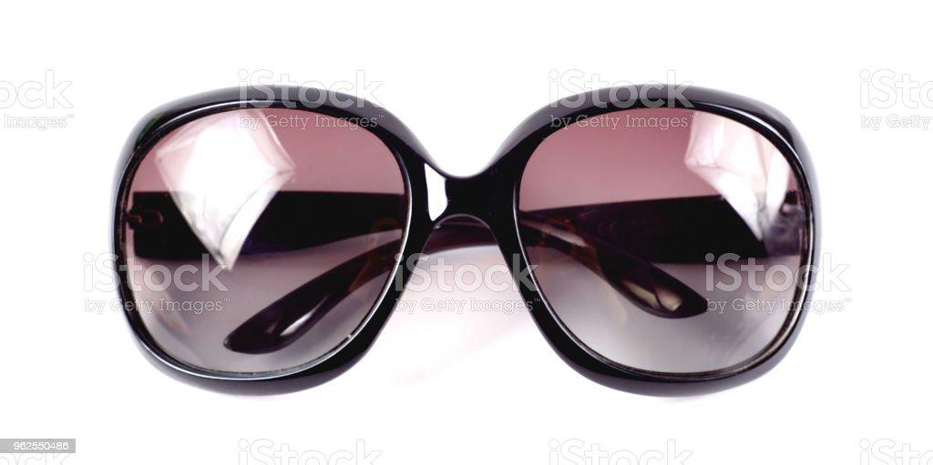 Óculos de sol.  Isolado no fundo branco - Foto de stock de Acessório royalty-free