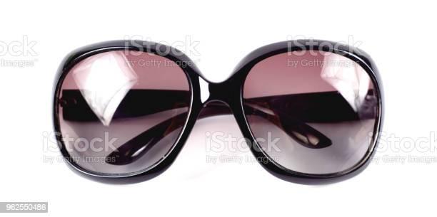 Foto de Óculos De Sol Isolado No Fundo Branco e mais fotos de stock de Acessório