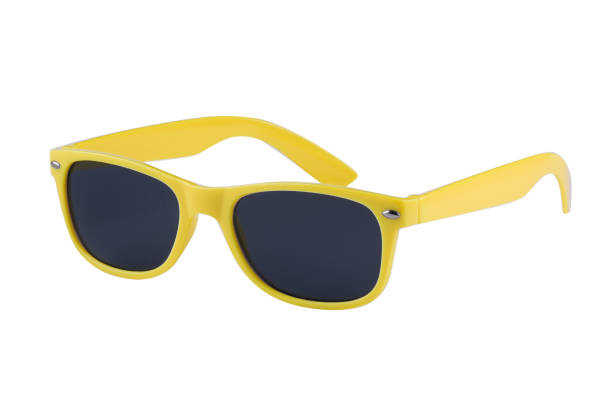 Sunglasses isolated on white background with copy space – Foto