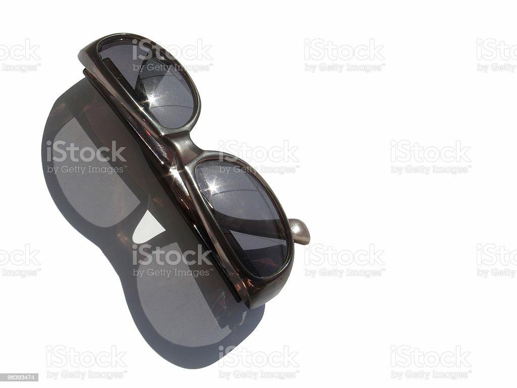 Sunglasses Under the Sun - Royalty-free Below Stock Photo