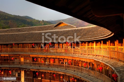 The Fujian Tulou (or Earth Houses) are traditional housing in Hakka Villages in Fujian Province of China.
