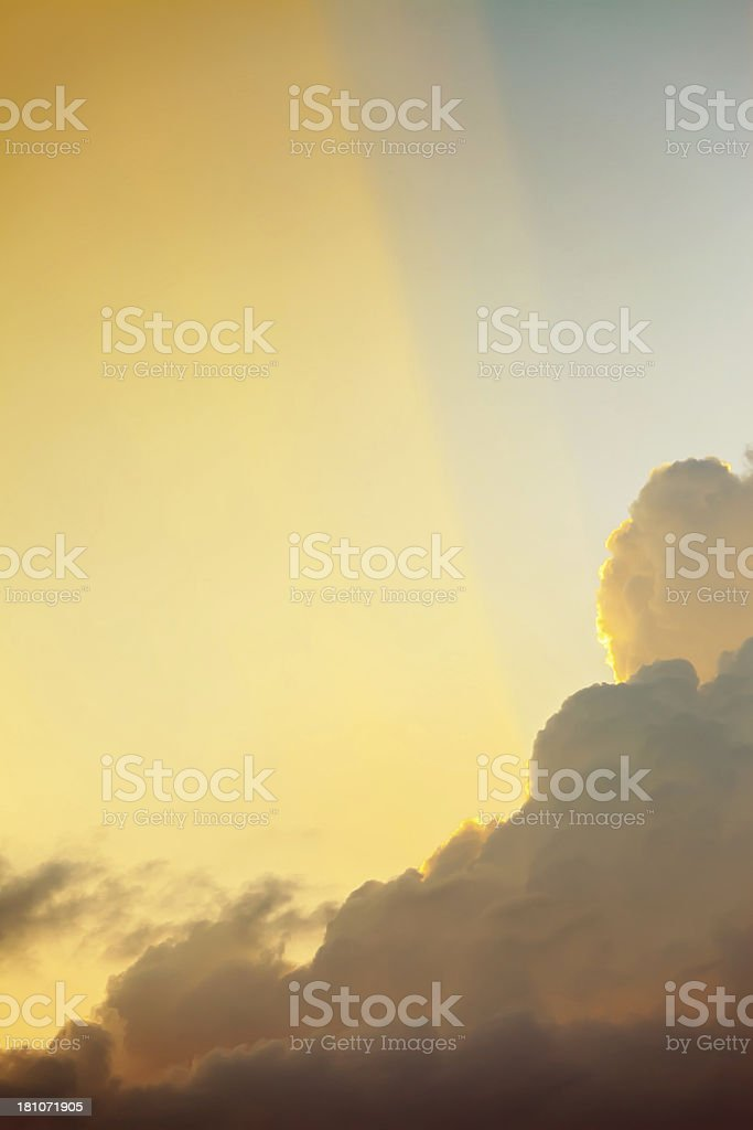 Sunlight royalty-free stock photo