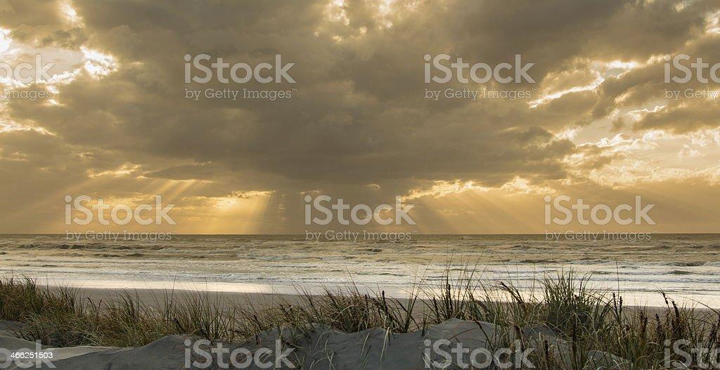 Sunlight Rays royalty-free stock photo