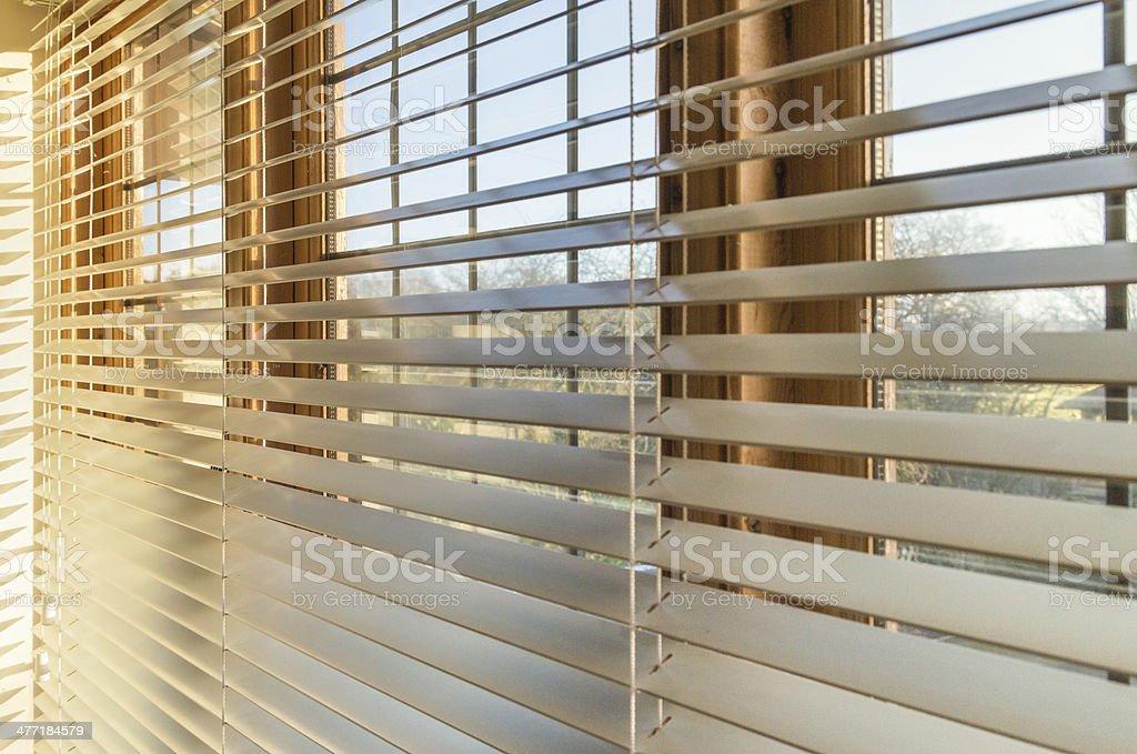 Tageslicht mit Verdunkelungsmöglichkeiten Lizenzfreies stock-foto