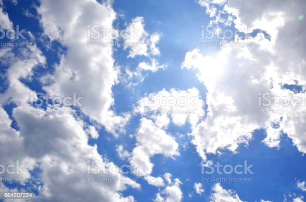 Photo of Sunlight Through Clouds