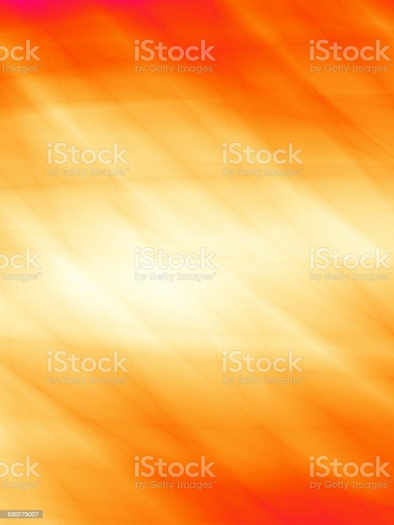 Sunny abstract orange web pattern design stock photo