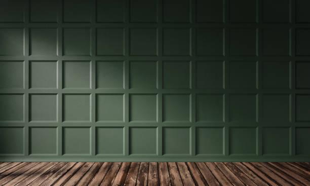 solig lägenhet med klassiska väggpanel. - solar panel bildbanksfoton och bilder