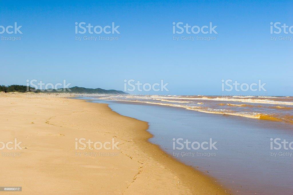 Sunny Beaches royalty-free stock photo