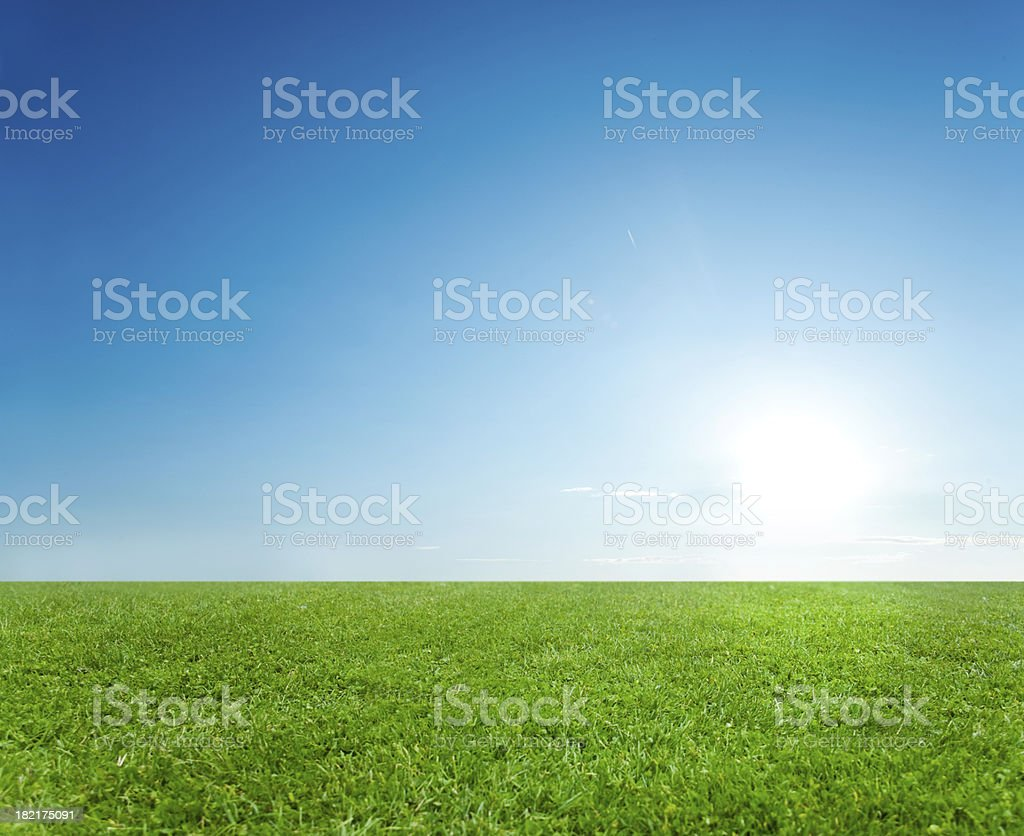 Sunny Day stock photo