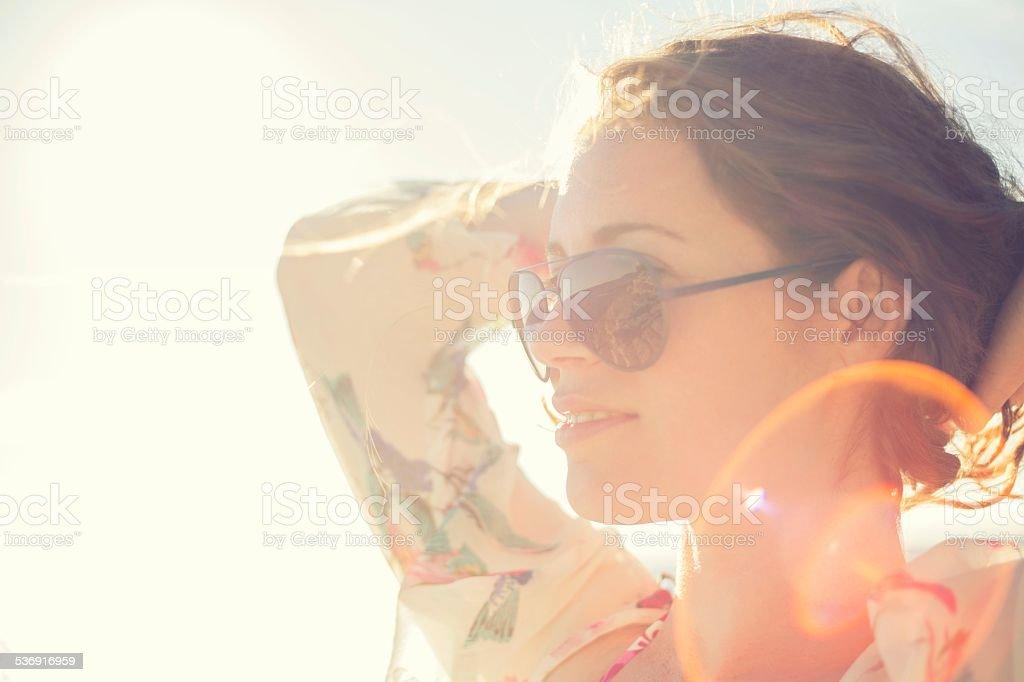 Sunny Day stock photo