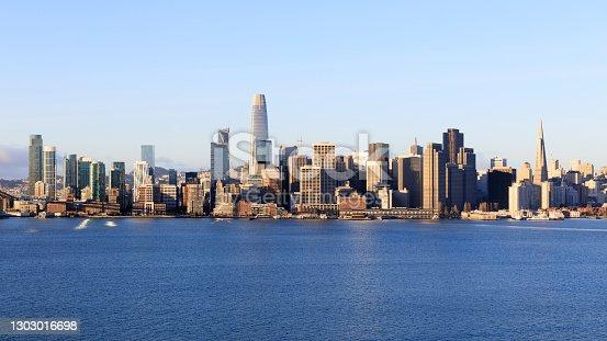 Treasure Island, San Francisco, California, USA.