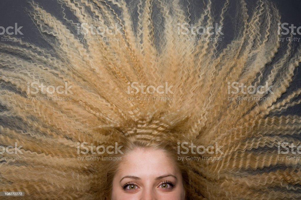 Sunny Girl royalty-free stock photo