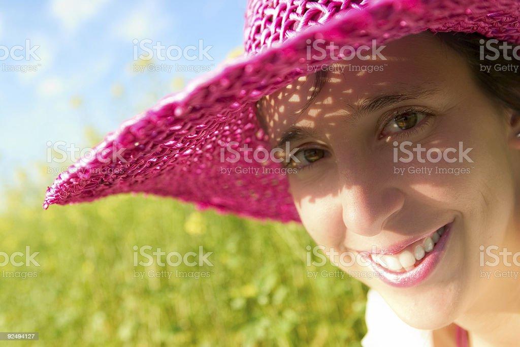 Sunny royalty-free stock photo