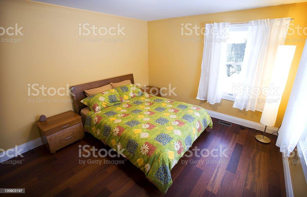 Sunny room royalty-free stock photo
