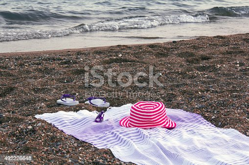 istock Sunny, Sand, Concepts, Relaxation, Ideas 492226648
