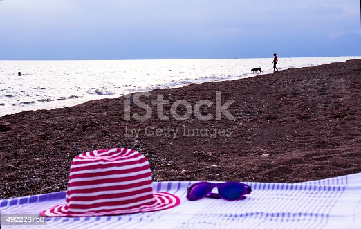 istock Sunny, Sand, Concepts, Relaxation, Ideas 492226750