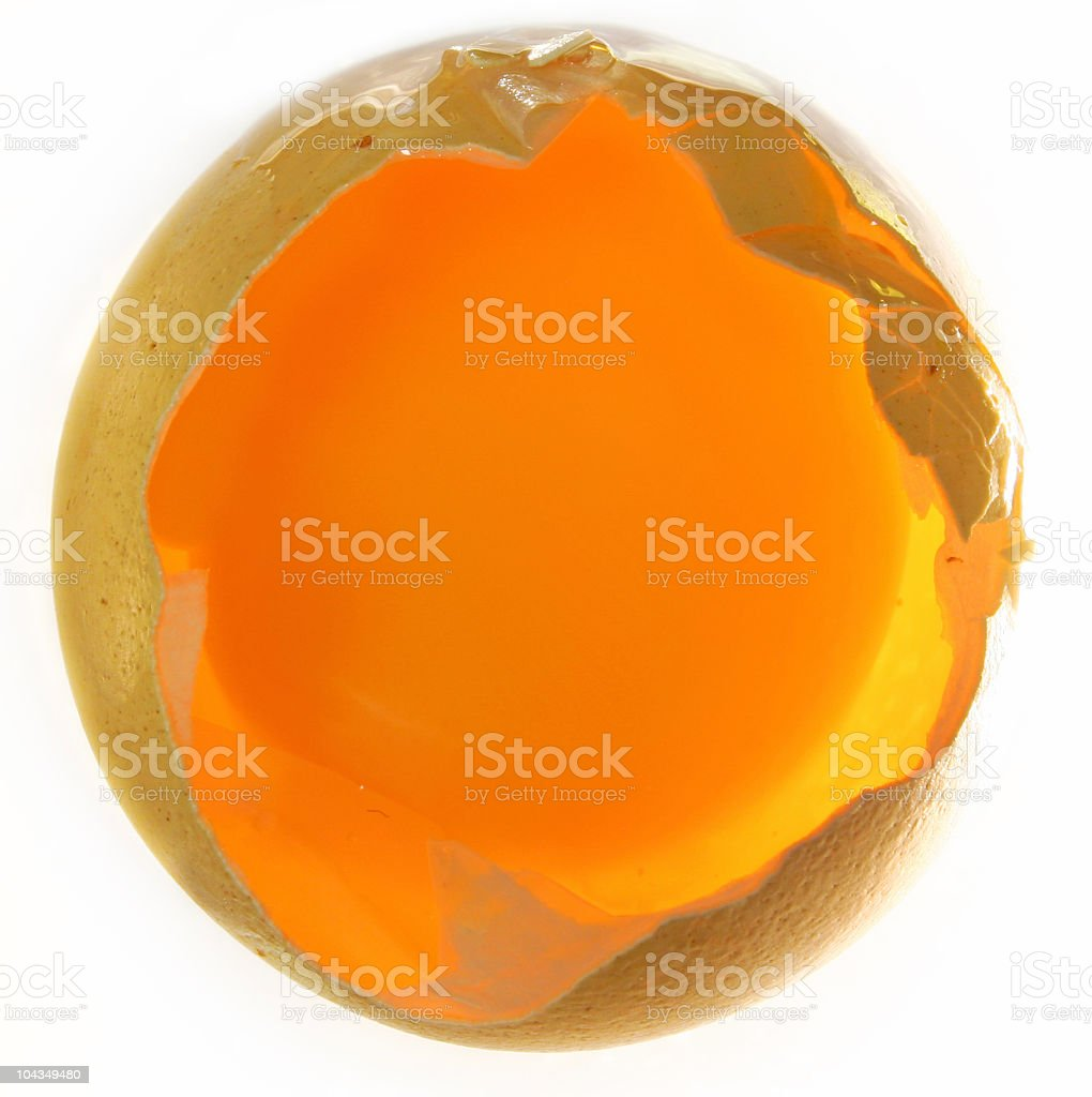 Sunny side up royalty-free stock photo