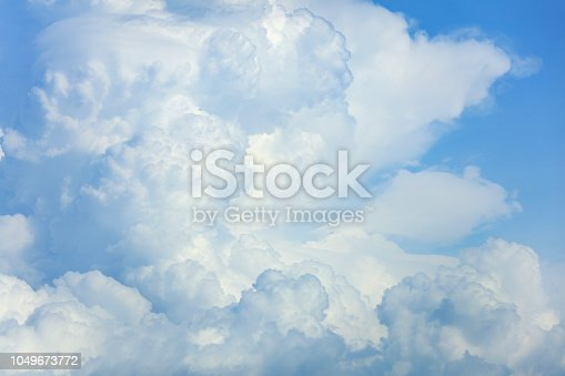 istock Sunny sky background 1049673772