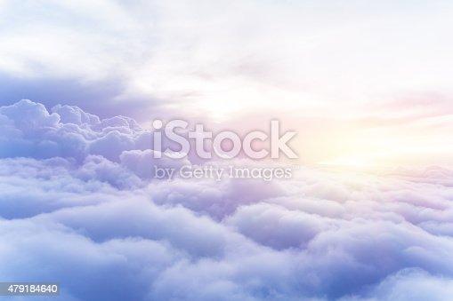 istock Sunny sky background 479184640