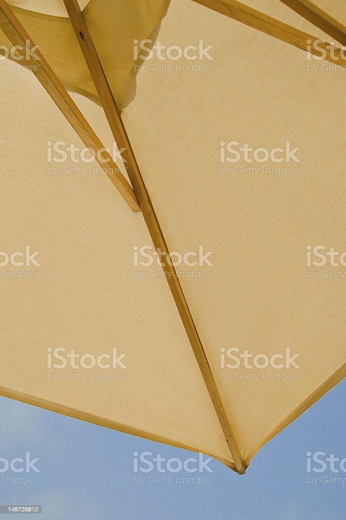 Sunny, Summery day stock photo