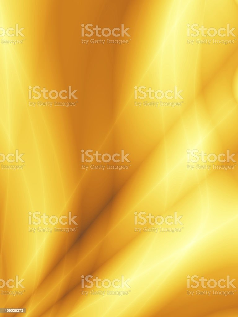 Sunny yellow abstract summer design royalty-free stock photo
