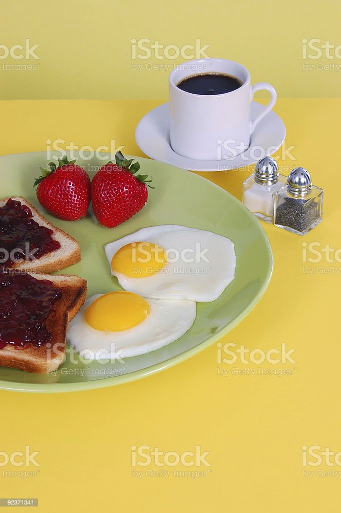 Sunny-side Up royalty-free stock photo
