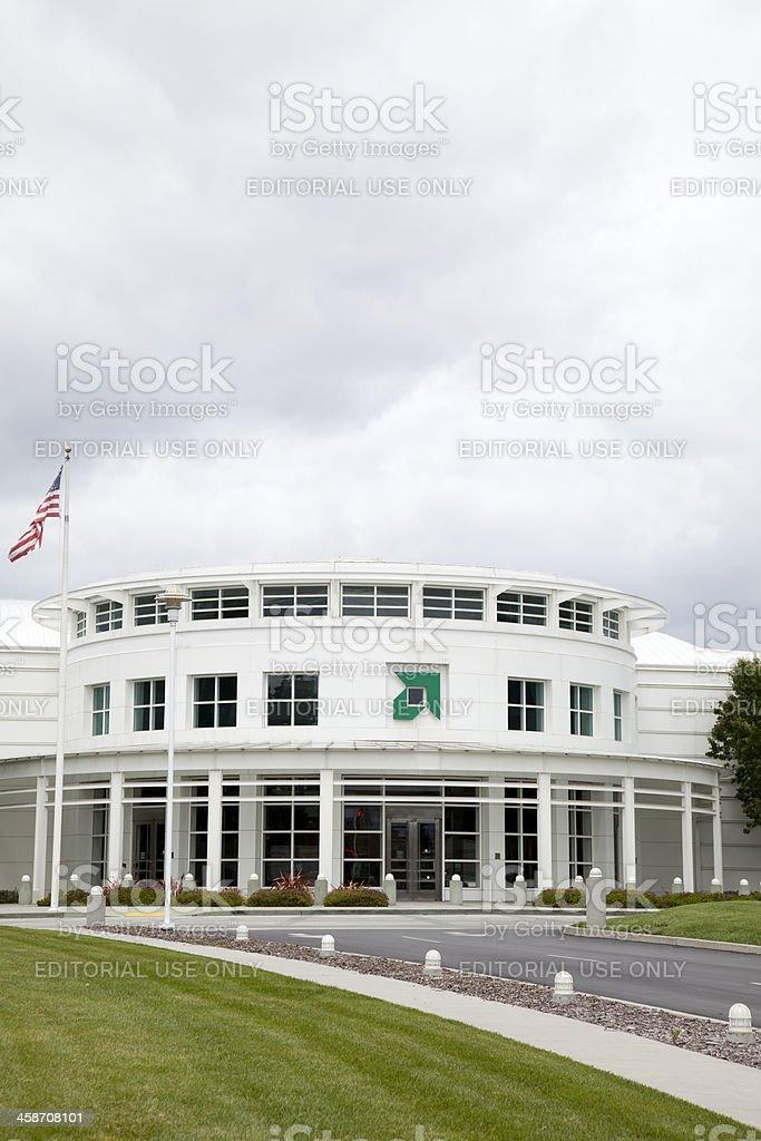 AMD Sunnyvale stock photo