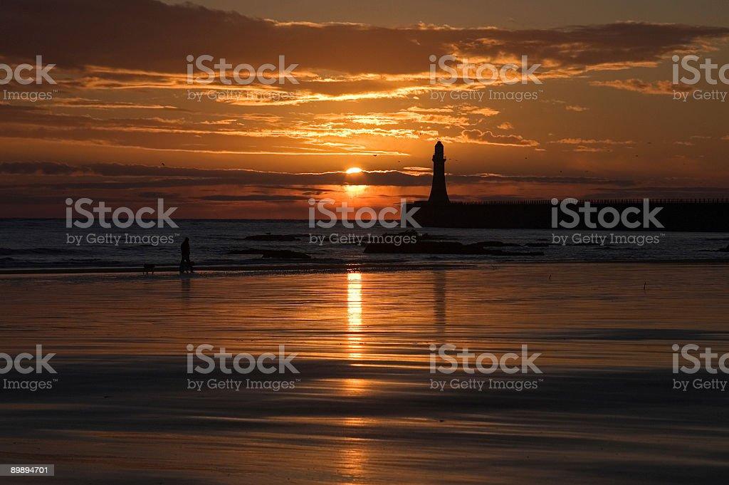 Sunrise 4 royalty-free stock photo