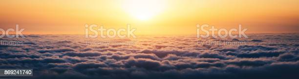 Photo of Sunrise Above The Clouds