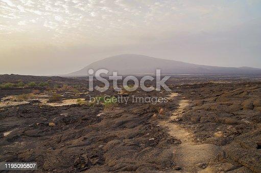 Afar Triangle or Danakil Depression