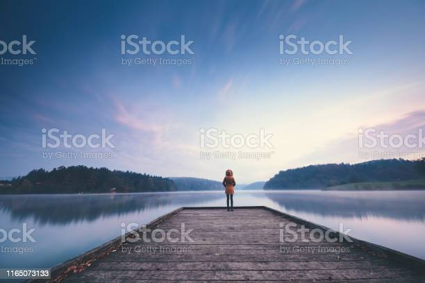 Photo of Sunrise By The Lake