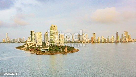 1148861090istockphoto Sunrise, Cartagena, Colombia 1200802038