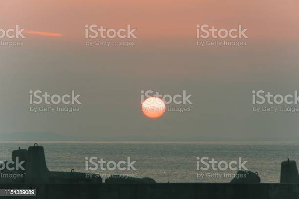 Photo of Sunrise in Japan