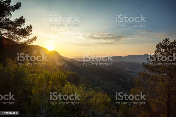 Photo of Sunrise in the mountains