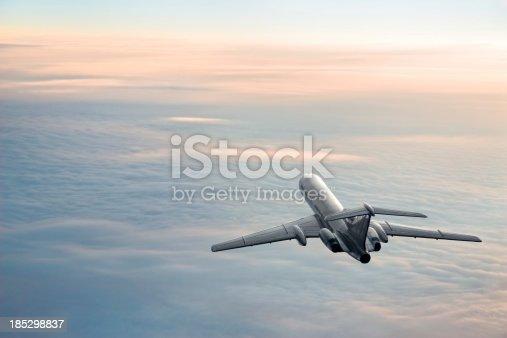istock Sunrise journey 185298837