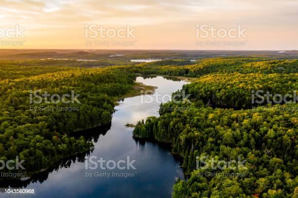 Photo of Sunrise on a lake