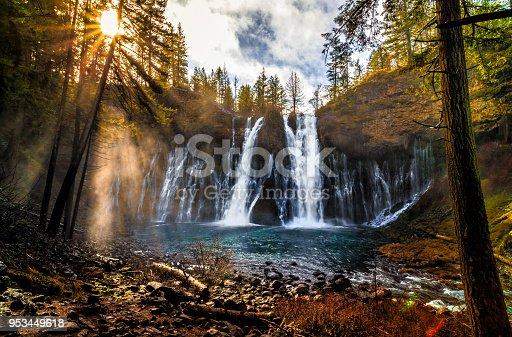 Taken in McArthur-Burney Falls Memorial State Park, California