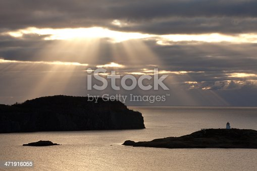 istock Sunrise on Newfoundland Coast 471916055