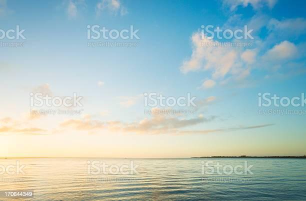 Photo of Sunrise over sea
